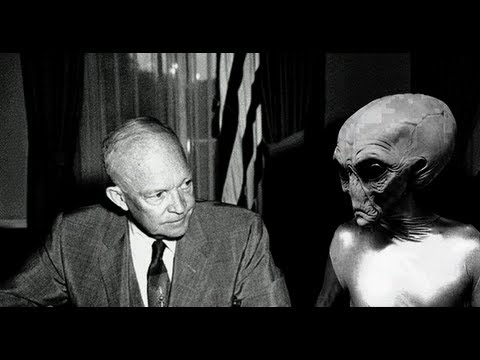 Proof Eisenhower Met With ET's Rep. Henry W. McElroy, Jr Confirms Having Seen Classified Document's