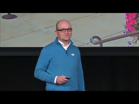 What if we could vote as easily as we can order a hotdog? | Phil McGrane | TEDxBoise