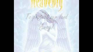 Heavenly - Riding Through Hell (Lyrics)