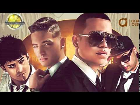 Amor En Practica (Remix) - J Alvarez Ft. Jory, Maluma, Ken Y