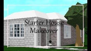 Starter House Makeover 10k|| Roblox Bloxburg