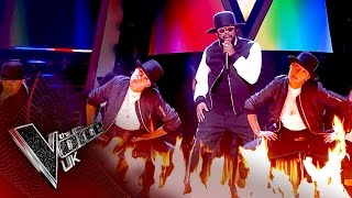 will.i.am performs
