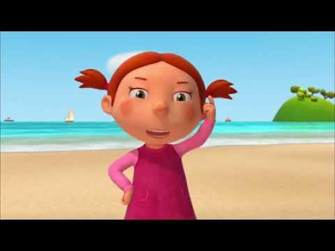 Mademoiselle Zazie - La maîtresse de la plage - EP  2