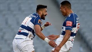 ROUND 3 HIGHLIGHTS: Auckland v Bay of Plenty - 2019