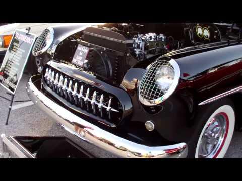 Quaker Steak Car Show Clearwater, FL 12/31/11