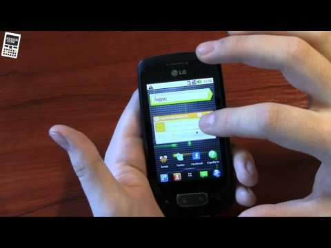 Обзор LG Optimus One