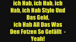!!! KAY ONE feat. BUSHiDO - STYLE & DAS GELD !!! (Lyrics)