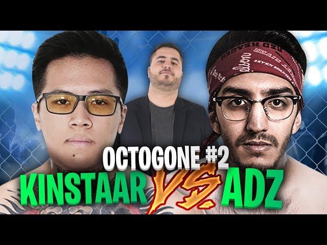 🥊 ADZ vs KINSTAAR - L'OUVERTURE DE L'OCTOGONE #2