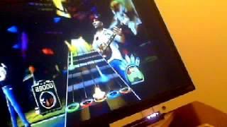 guitar hero 3 Wii part 1