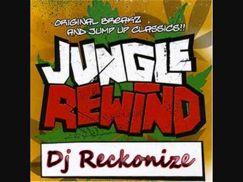 Classic (London) Jungle Mix 2012 Dj Reckonize