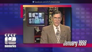 1998-01 - CFCF 12 - Pulse News - Montreal Ice Storm 1998