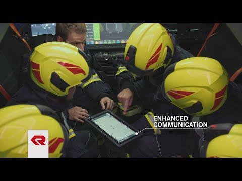 Concept Fire Truck – Cockpit