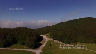 Teaser - Video promo PHANTOM 3 ADV del Parco regionale del Partenio a Montevergine