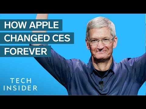 How Apple Changed CES Forever | Untangled