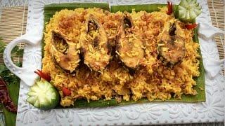 ইলিশ খিচুড়ি (বৈশাখ স্পেশাল) || Bangladeshi Ilish Khichuri || How To Make Ilish Khichuri || Hilsha