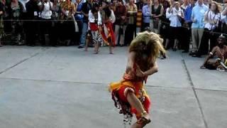 Reog Ponorogo traditional Dance