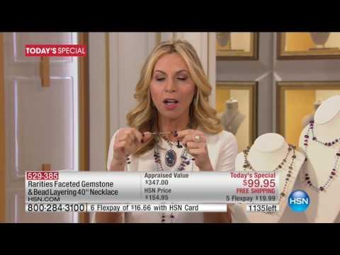 HSN | Rarities Fine Jewelry with Carol Brodie 01.09.2017 - 02 PM