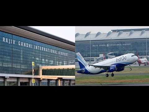 RGIA Hyderabad International Airport