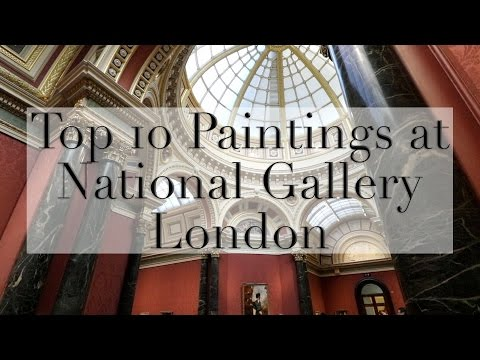 Top 10 Paintings At The National Gallery London