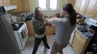 Xuan Wing Chun - Lessons for Rafael -7