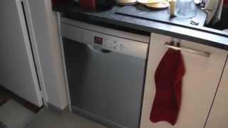 Résolution simple erreur E24 sur lave-vaisselle Bosch SilencePlus