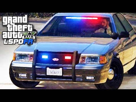 GTA 5 PC Mods Police Pullover Like LCPDFR and LSPDFR