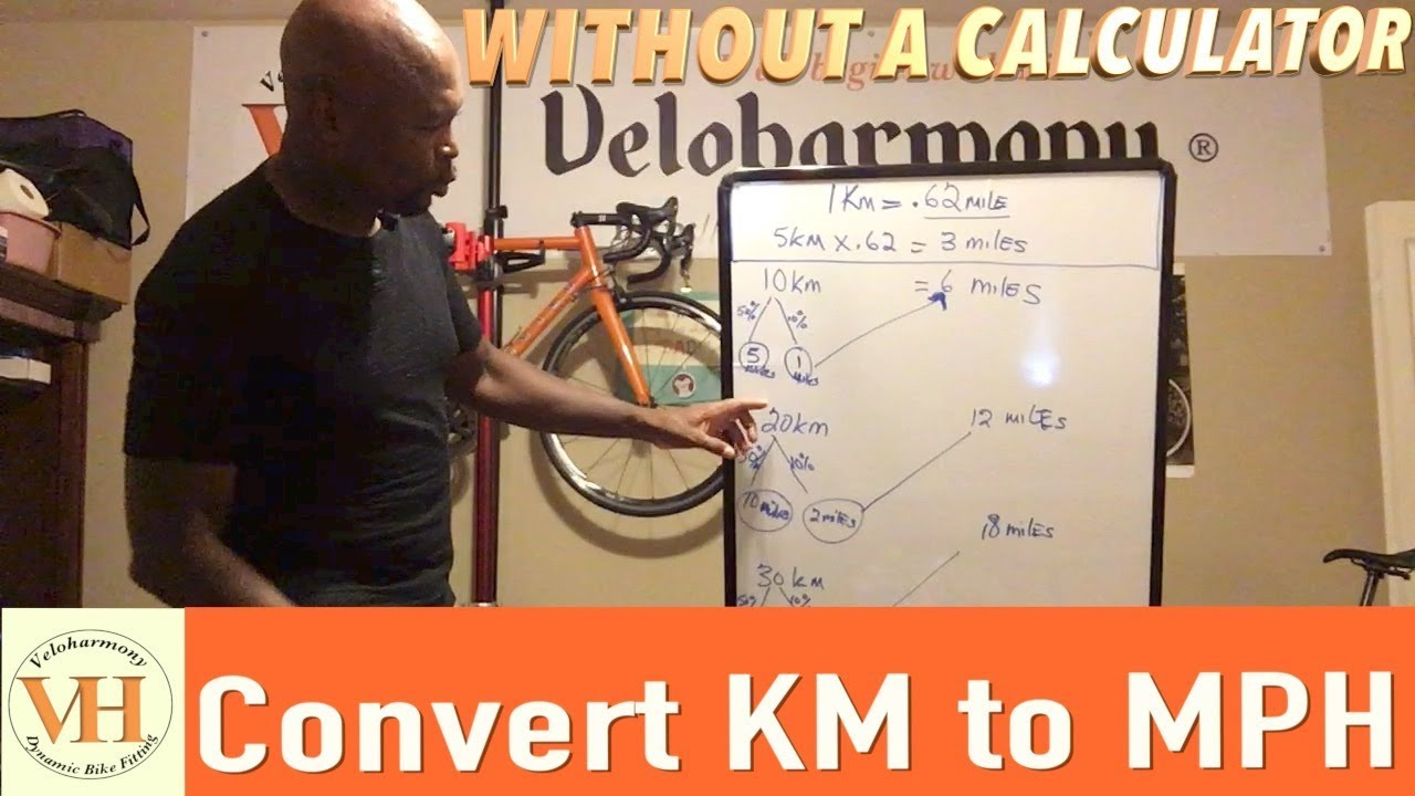 Kilometers To Mph >> How To Easily Convert Kilometers To Mph