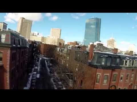 Drone in Boston