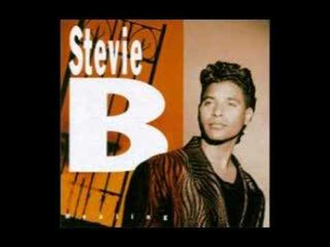 Stevie B  I wanna be the one