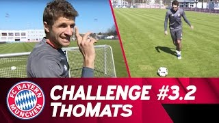 ThoMats #3 - Part 2 | Football Golf Challenge | Müller vs. Hummels