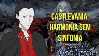 Castlevania: Harmonia Sem Sinfonia