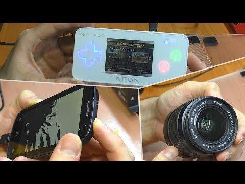 3 ПРОСТЫХ РЕМОНТА: Смартфон Megafon, консоль PGP AIO Neon и объектив Canon