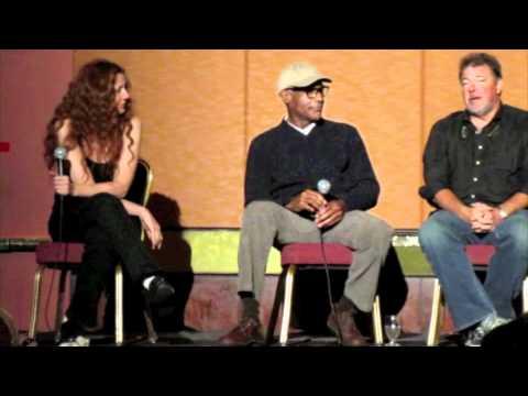Michael Dorn, Jonathan Frakes and Suzie Plakson II