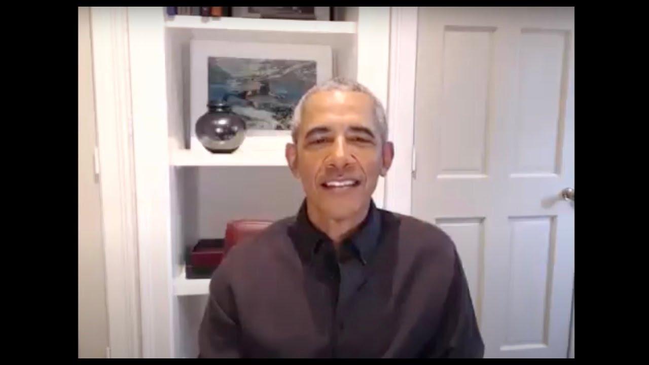 In Virtual Speech To Black Graduates, Obama Says U.S. Lacks ...