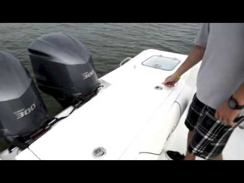 2014 Sea Hunt 30ft Gamefish by Plantation Boat Mart - YouTube