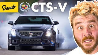 CADILLAC CTS-V - Everything You Need to Know | Up to Speed