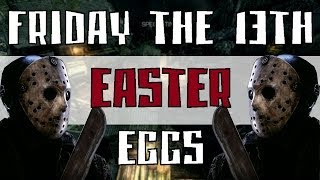 "COD GHOSTS ""FRIDAY THE 13TH"" Easter Eggs! ""Jason Easter Eggs"" Horror Movie on FOG!"