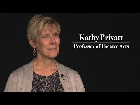 Spiritual Lives at Lawrence: Kathy Privatt