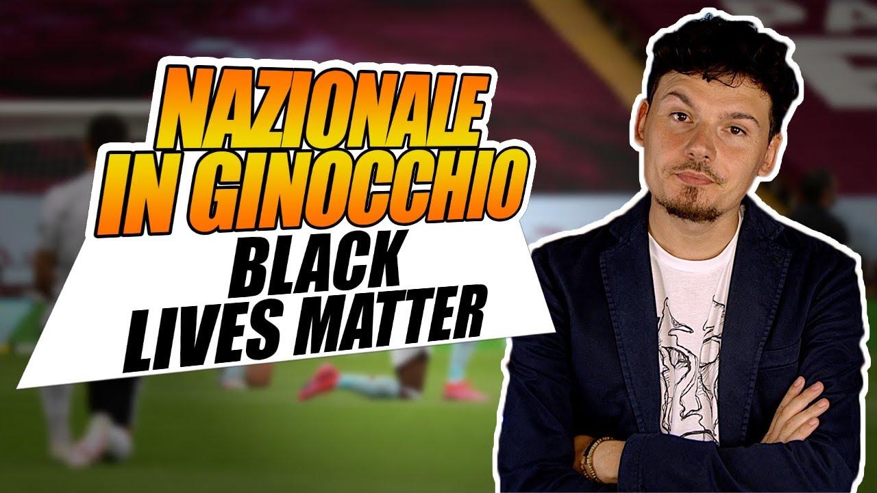 Parliamo dei giocatori della nazionale che si inginocchiano contro il razzismo