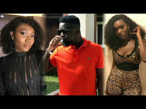 """Sarkodie sends """"HOT ADVICE"""" to Wendy Shay for lnsult!.ng Presenter..."""