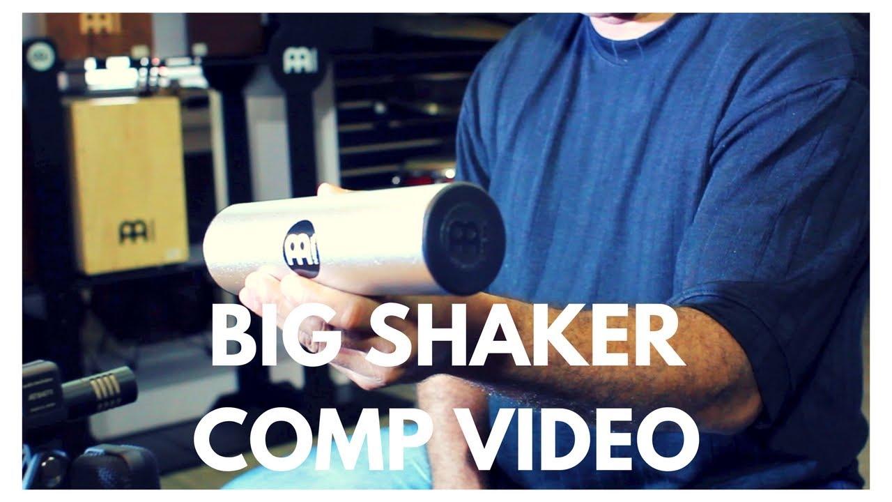 Meinl SH10-L-BK Black Shaker Large