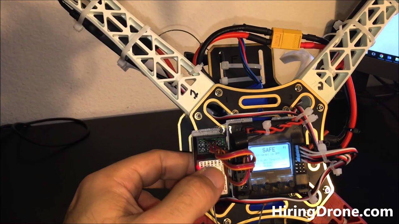 Kk 215 Evo Flysky Ts F6 Receiver Transmitter Setup Youtube Orangerx Kk2 Wiring Diagram