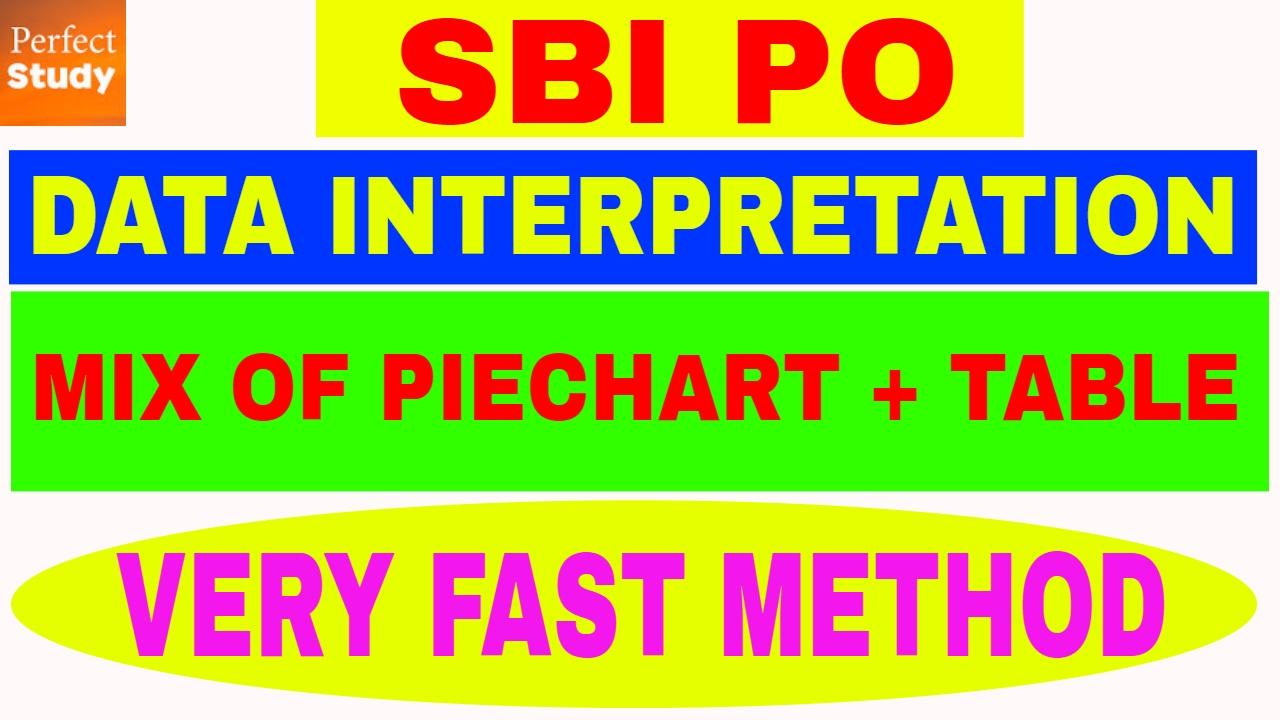 High level data interpretation pie chart table min high level data interpretation pie chart table min calculation sbi po ibps ssc cat hindi nvjuhfo Choice Image