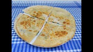 3 dkda lavaş ekmeğinden börek tarifi/kahvaltılık tarifler
