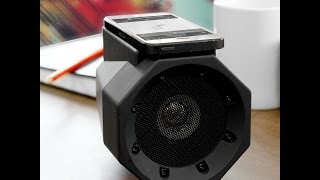 Touch Speaker, Boombox