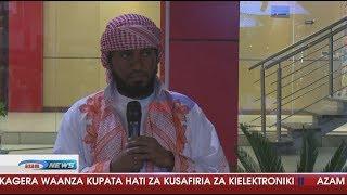 Sheikh Nurdin Kishik atoa neno zito wakati wa futari Azam Media