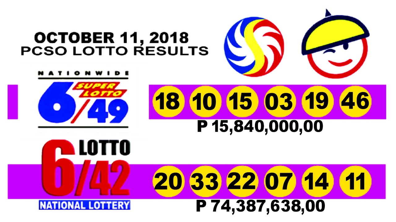 Lotto Result 6 49 Today