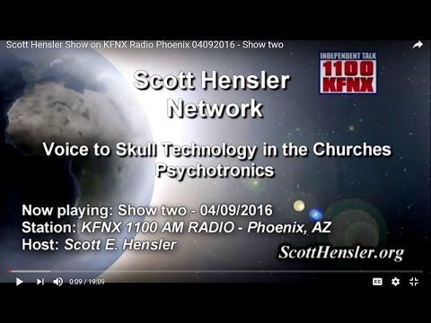 SCOTT HENSLER - PSYOPS - MK ULTRA / MIND CONTROL
