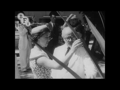Princess Margaret in Mauritius and East Africa (1957) | BFI National Archive