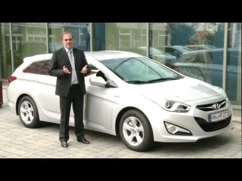 Hyundai i40 Deutsch